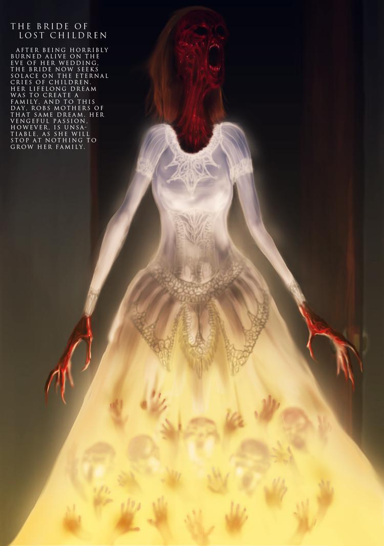 The Bride of lost children by cinemamind
