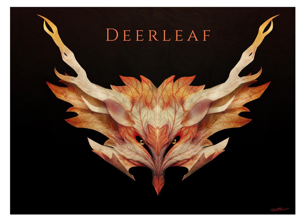 Deerleaf by cinemamind
