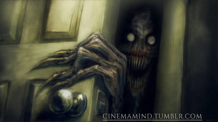 Closet Horror by cinemamind
