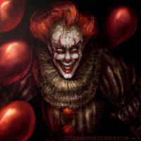 Pennywise by cinemamind