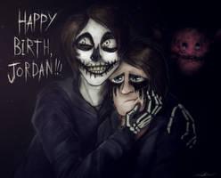 Jordan's Birthday by cinemamind