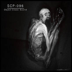 SCP-096 by cinemamind