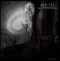 SCP-173 by cinemamind