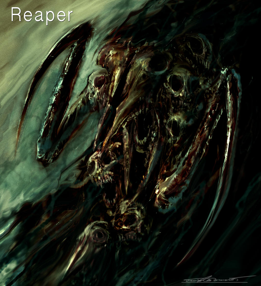 Reaper by cinemamind