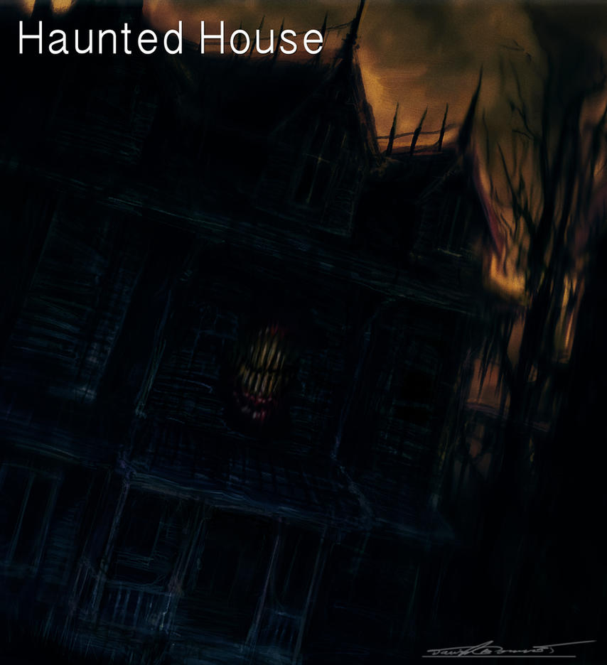 Haunted House by cinemamind