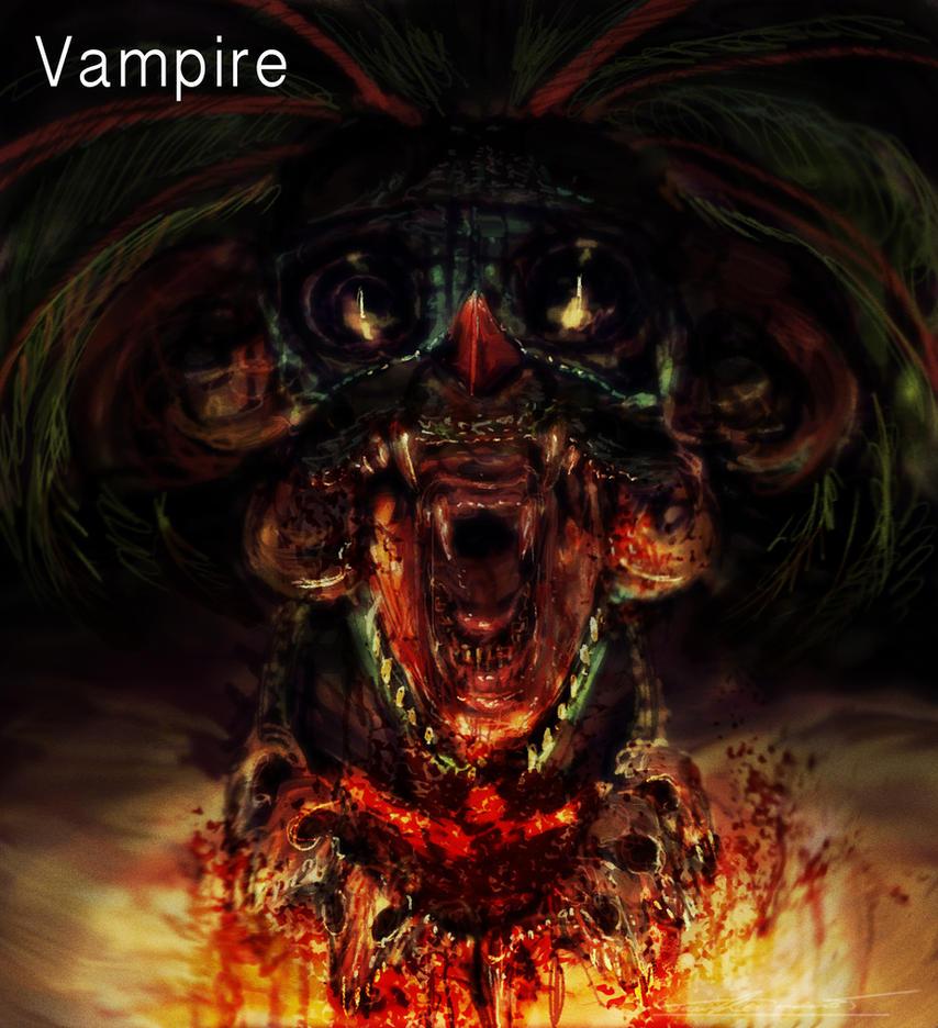 Vampire by cinemamind