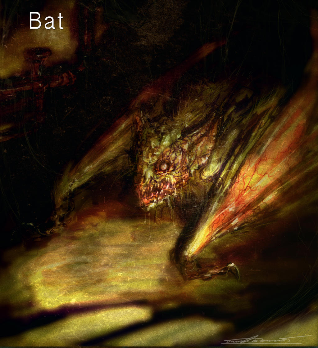 Bat by cinemamind