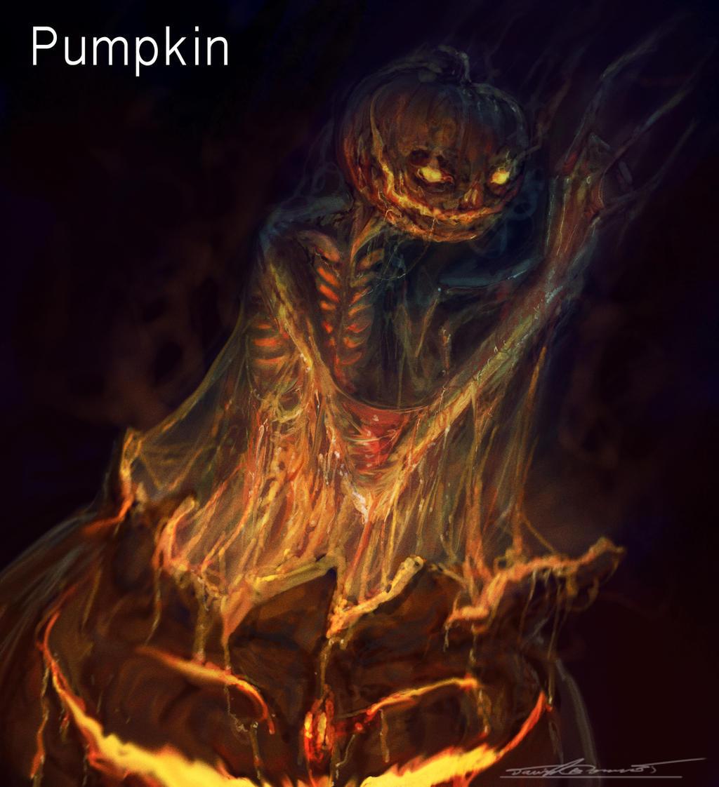 Pumpkin by cinemamind