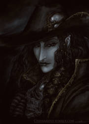 Vampire Hunter D by cinemamind