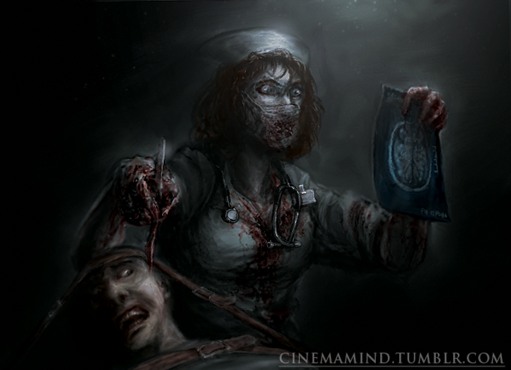 Callous Nurse by cinemamind