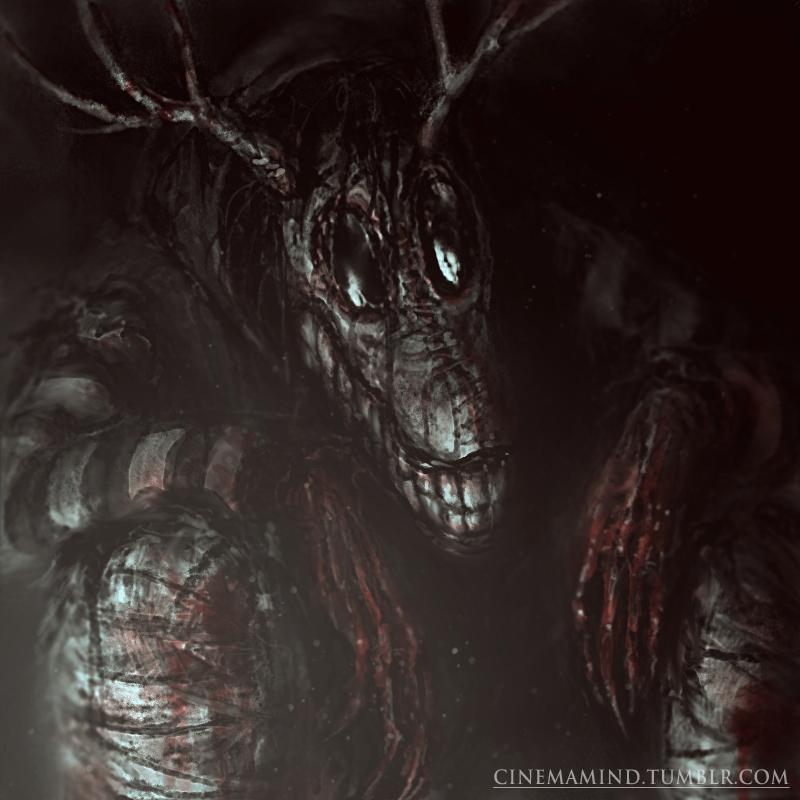 Deerface by cinemamind