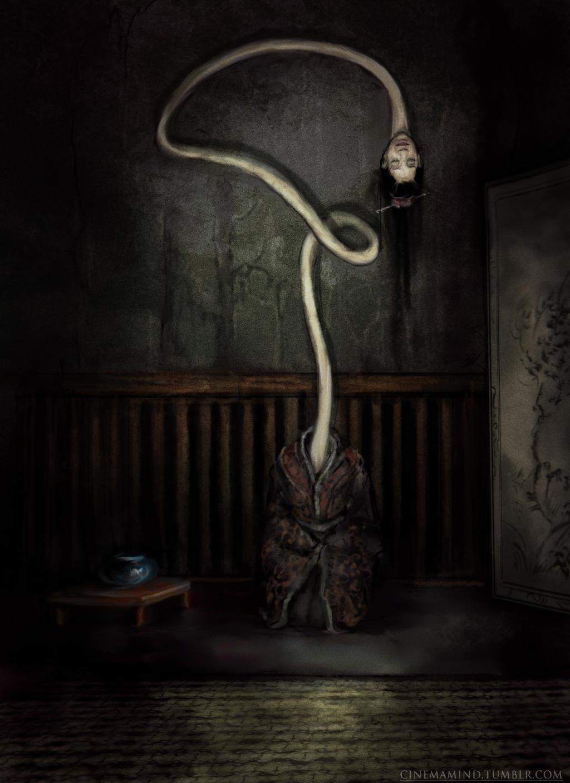 Rokurokubi 2 by cinemamind