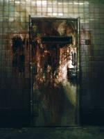 SCP-106 Door by cinemamind