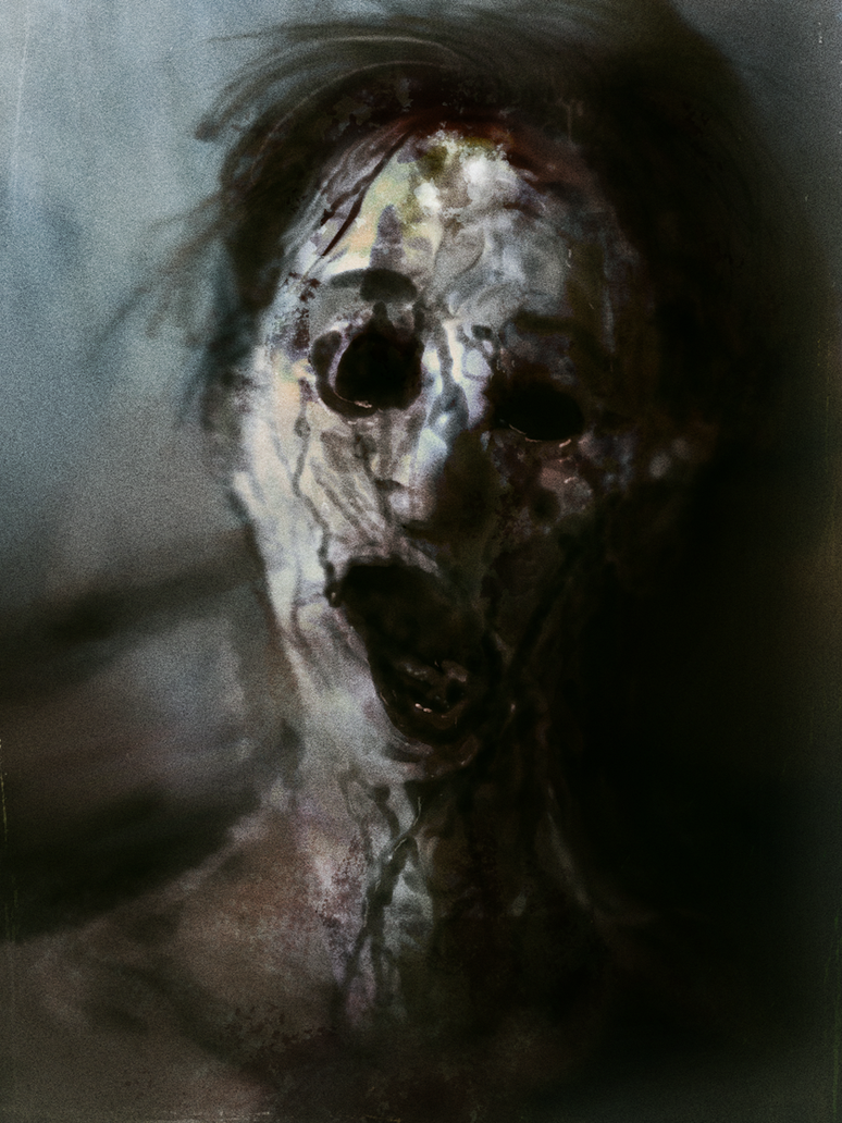 SCP-106 Victim by cinemamind