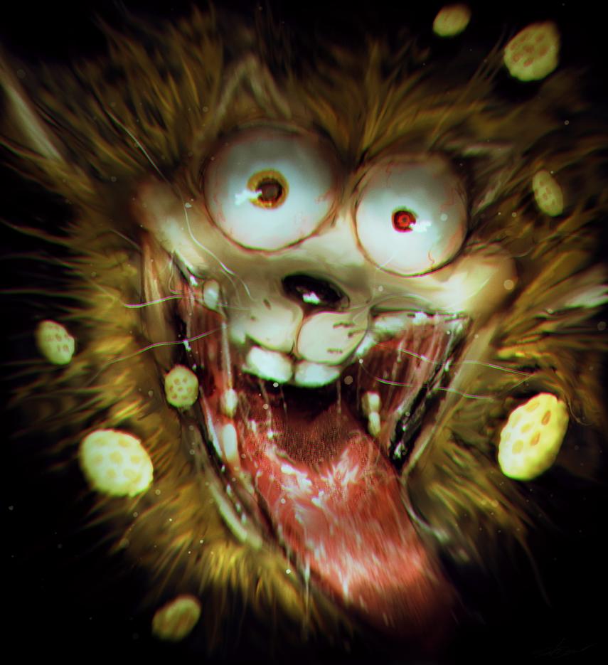Honeycomb Craver by cinemamind