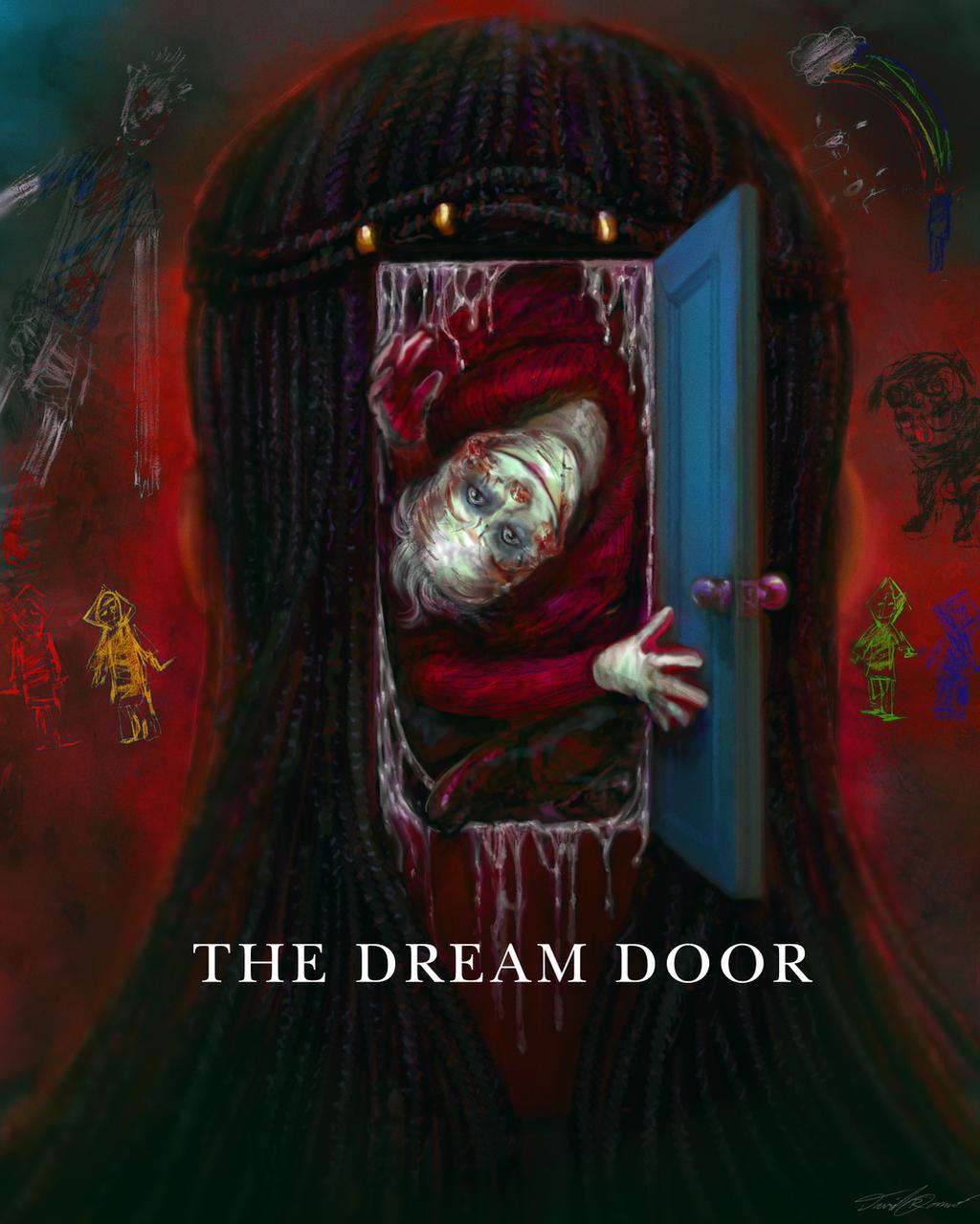 The Dream Door by cinemamind