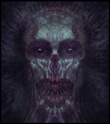 Worm Tooth by cinemamind