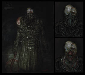 Nemesis redesign by cinemamind