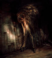 Something Silent Hill-ish by cinemamind