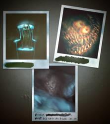Polaroids by cinemamind