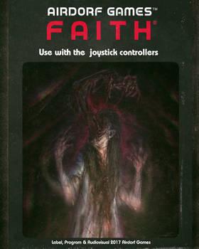 Faith Atari cover 1