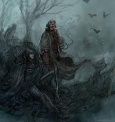 Hellboy and Vampire Hunter D