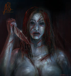 The Angry princess (13 ghosts)