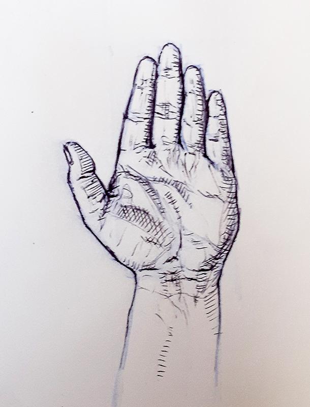 DA Tutorials Hand