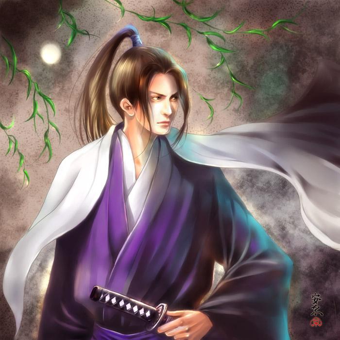 Samurai de Élite Samurai_by_anzaisachie-d5br63c