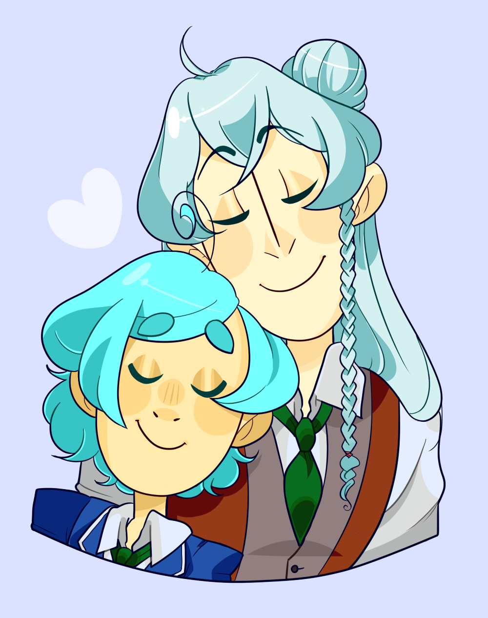 A magician and his sailor by Loveliestprince