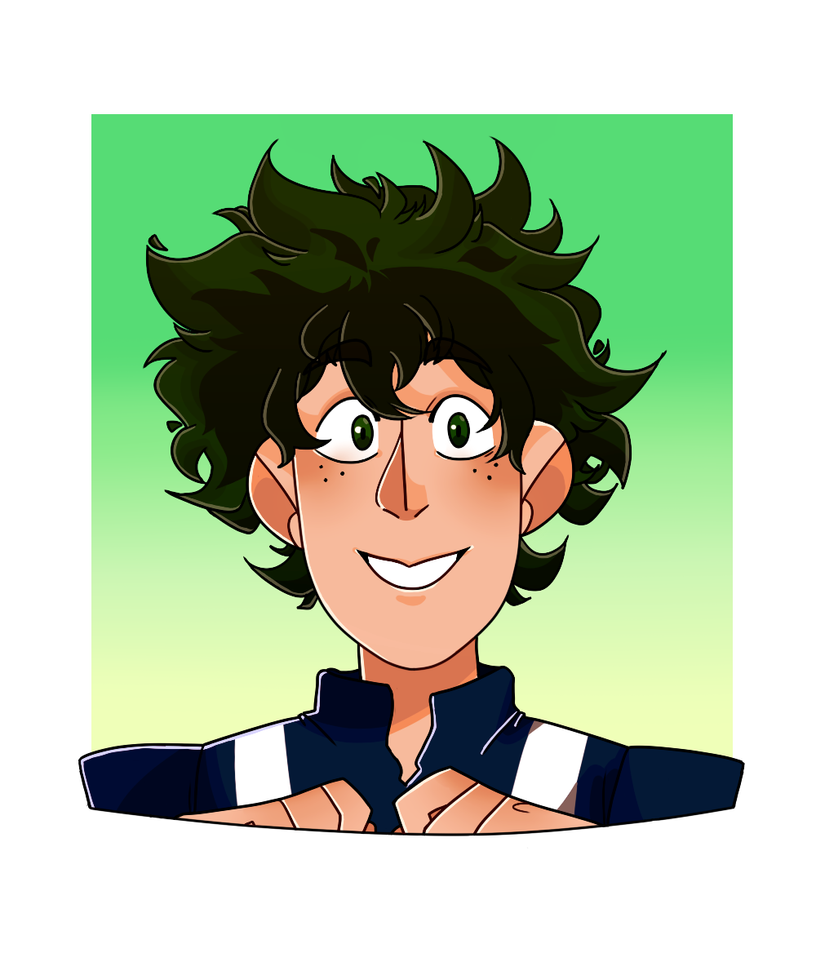 Deku by Loveliestprince