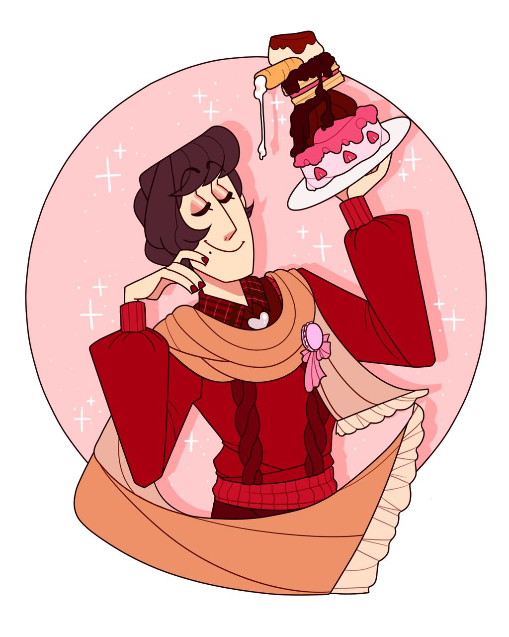 Let's bake! by Loveliestprince
