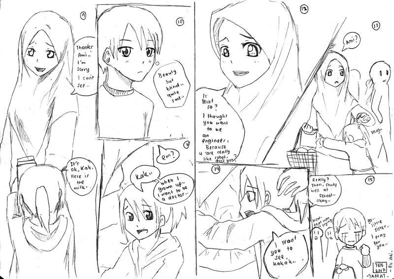 A Story When Buying Milk 2 By Ichi Iltea15
