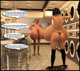 Laundromat by SinDD