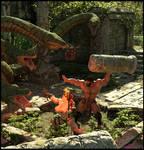 Lernaean Hydra by SinDD