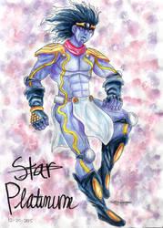 Star Platinum by Usachii
