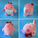 Pink Quaggan from Guild Wars 2