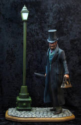 Jack The Ripper 1 by Blairsculpture
