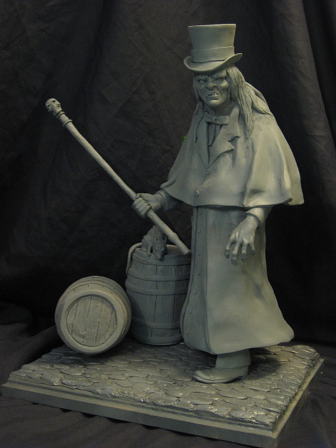 Mr. Hyde Finished by Blairsculpture