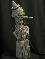 Gepetto's Nightmare Finished1 by Blairsculpture
