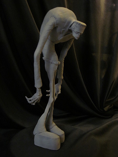 Frankenstein Stylized Finished by Blairsculpture