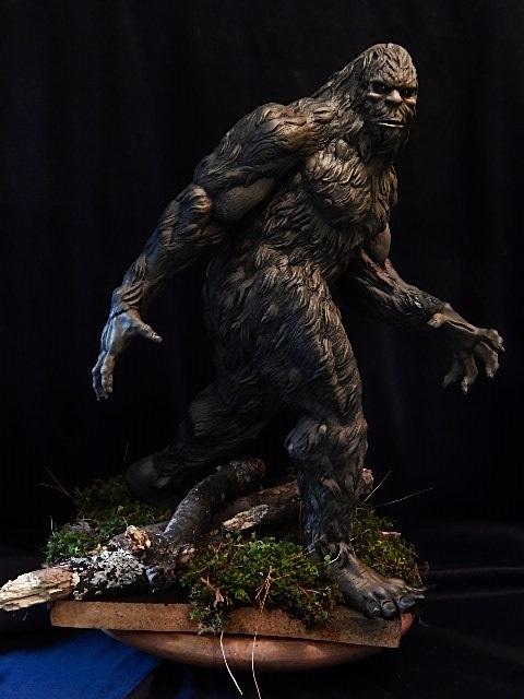 Bigfoot by Blairsculpture