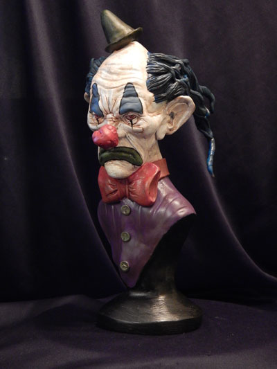 Clowny-clown-clown-3 by Blairsculpture