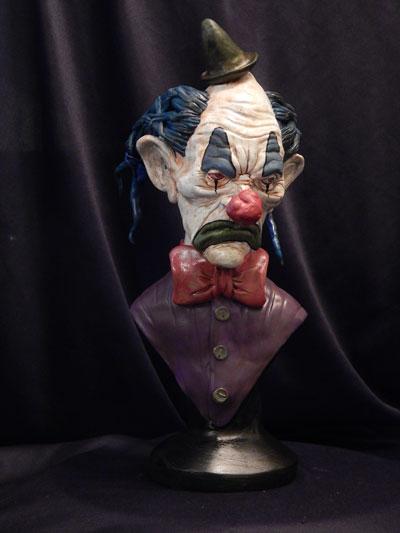 Clowny-clown-clown-4 by Blairsculpture