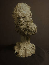 Wolfman by Blairsculpture