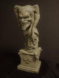 Evil Jester by Blairsculpture