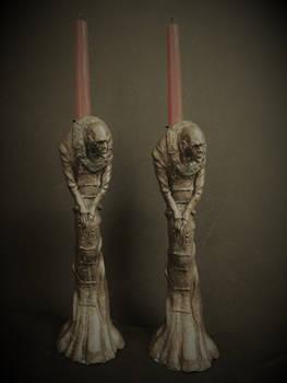 Vampire Candlesticks