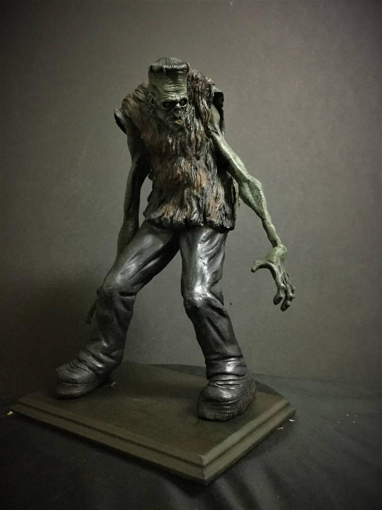 Frankenstein by Blairsculpture