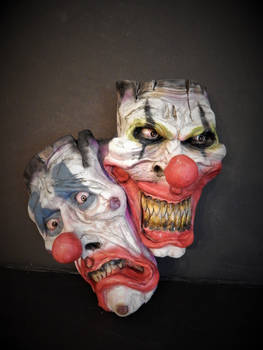 Clown Comedy And Tragedy 1