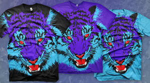 I Once Saw a Teal Tiger
